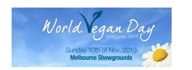 World Vegan Day 2013