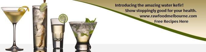 free water kefir recipes including coconut water kefir recipe