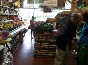 organic store in kew